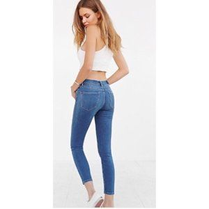 BDG High Rise Twig Ankle Jean
